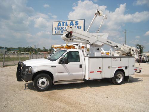 Bucket Truck #B9670 | Atlas Truck Sales, Inc