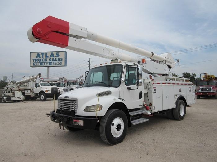 Digger Trucks & Bucket Strucks - Sold Inventory