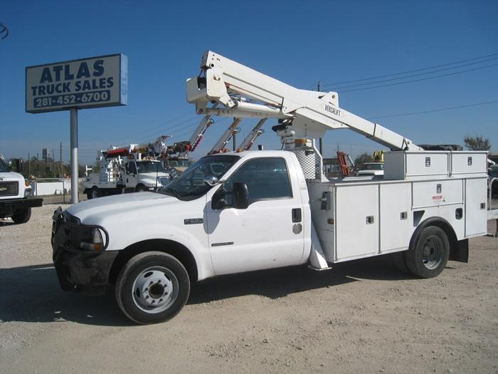 Atlas Truck Sales >> Bucket Truck 2722 Atlas Truck Sales Inc