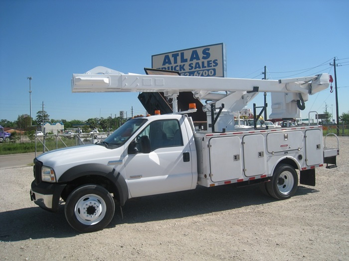 Bucket Truck 9376 Atlas Truck Sales Inc