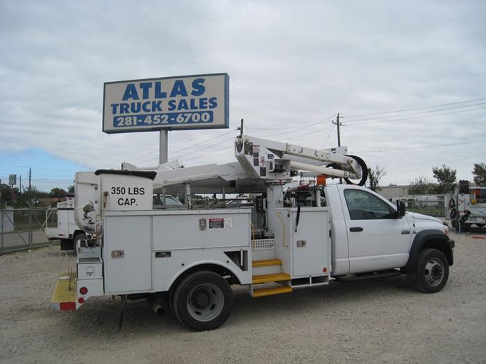 Atlas Truck Sales >> Bucket Truck 9943 Atlas Truck Sales Inc