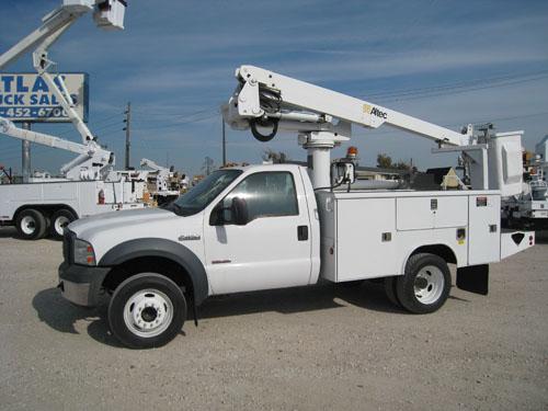 Atlas Truck Sales >> Bucket Truck #B4102 | Atlas Truck Sales, Inc.