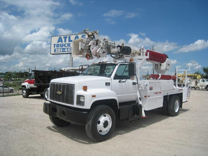 Atlas Truck Sales >> Digger Truck 7565 Atlas Truck Sales Inc