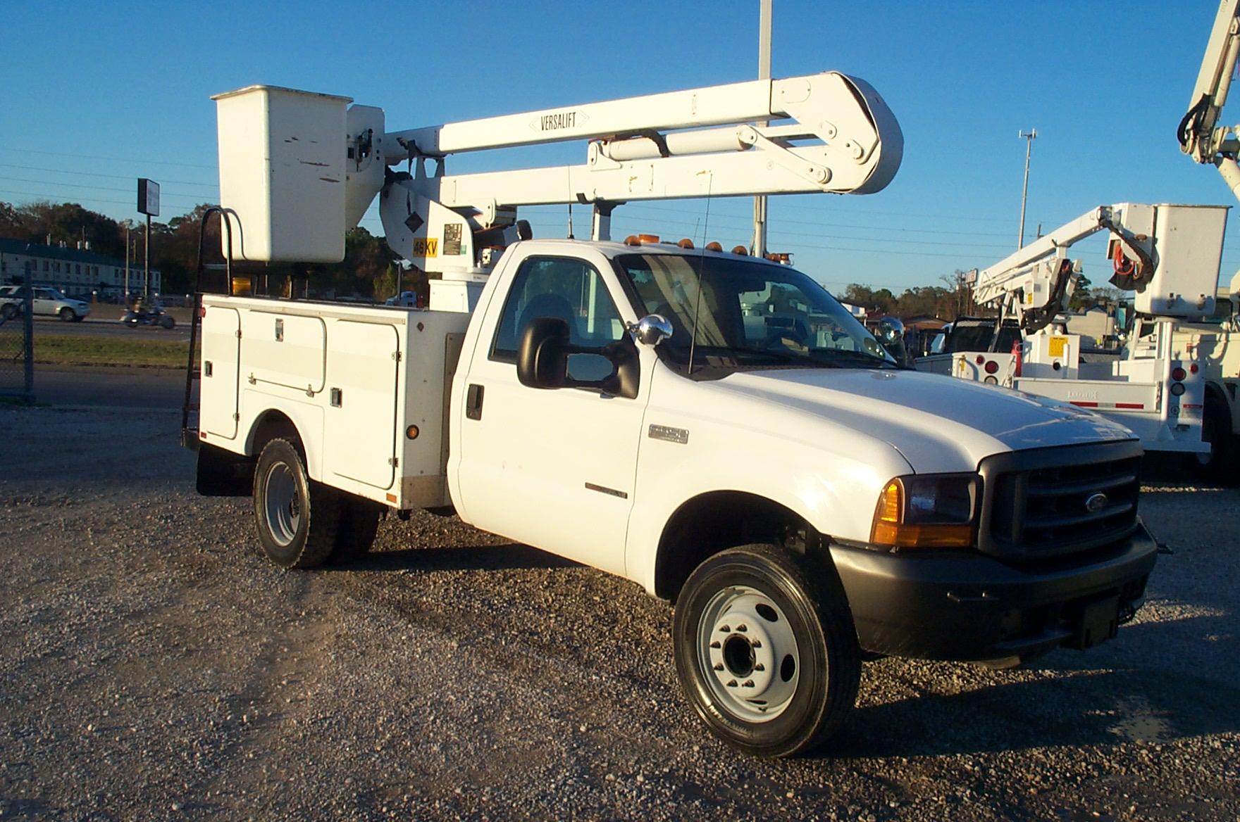 Atlas Truck Sales >> Atlas Utility Trucks - Bucket - Unit #5264