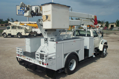 Used Bucket Trucks For Sale >> Augustina Limon Used Bucket Truck For Sale